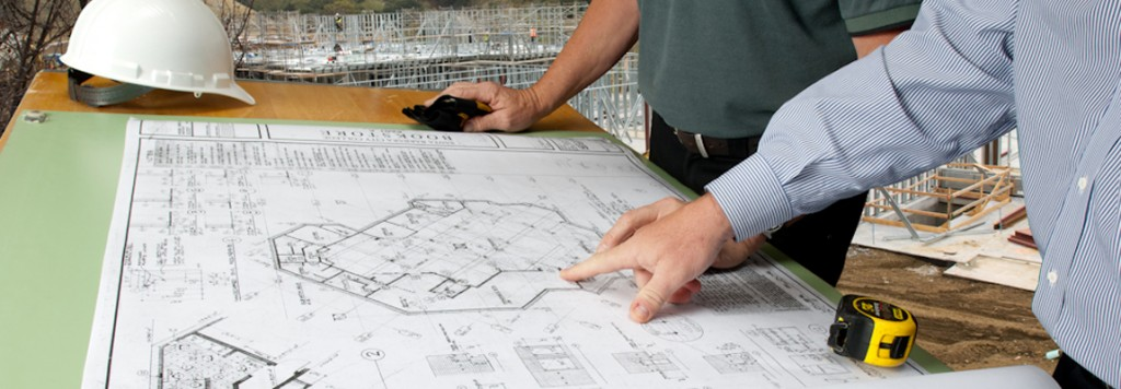 Our Signature Building Services construction team will oversee your interior improvements.