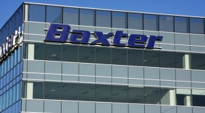 Image of Baxter Labs building