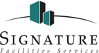 Signature Facilities Services Retina Logo